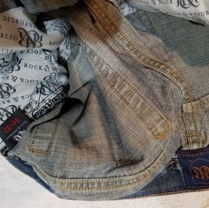 Rock and republic mens Jeans 34x32